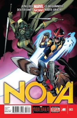 Nova Vol 5 #3 Cover