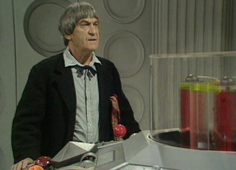 El segundo doctor, Patrick Troughton