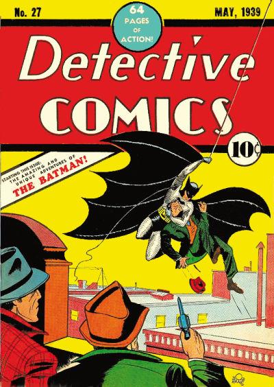 Portada Batman DC 27