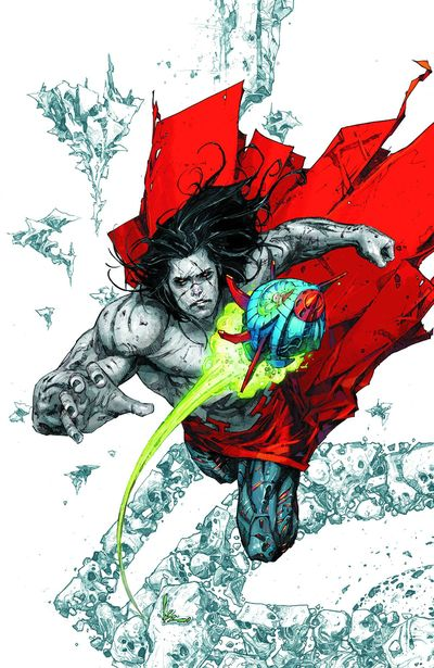 Portada de Action Comics Annual #2