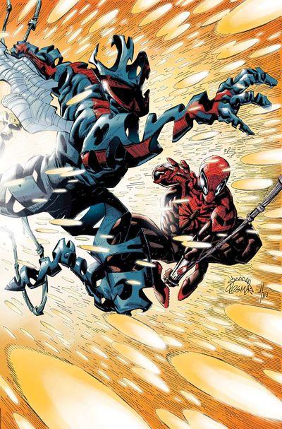 Portada de Superior Spider-Man #19