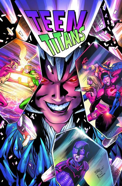 Portada de Teen Titans #24