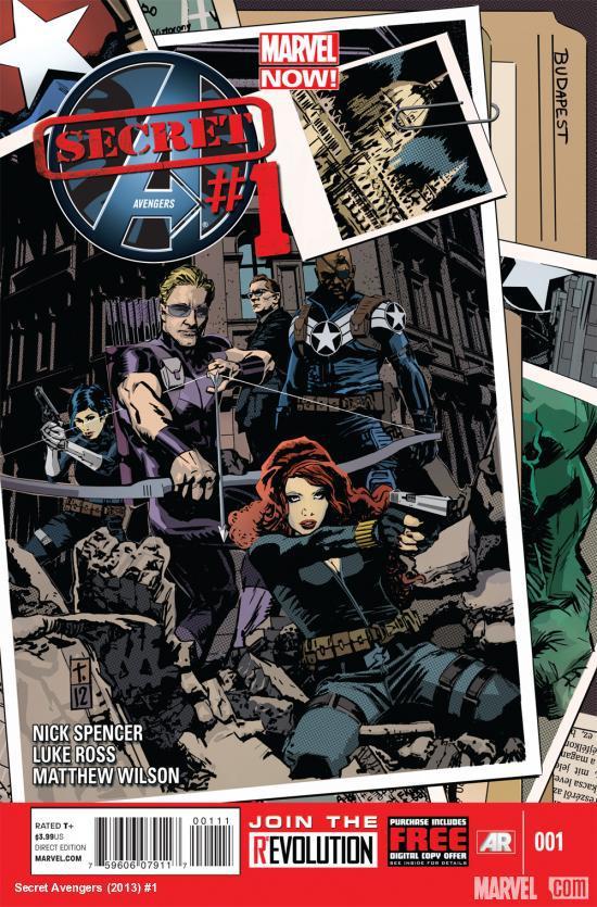 Secret Avengers V.2