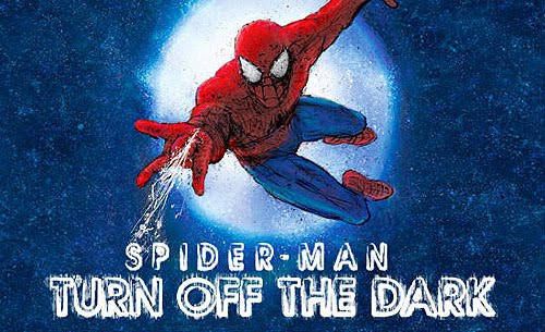Spiderman en Broadway