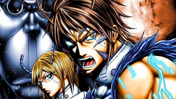 Terra Formars Manga 04