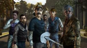Algunos de los planos y estereotipados personajes de The Walking Dead