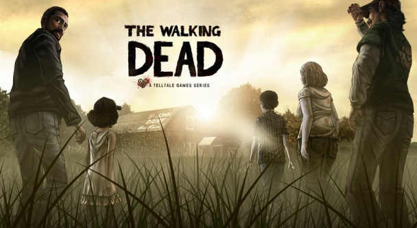 The Walking Dead Portada