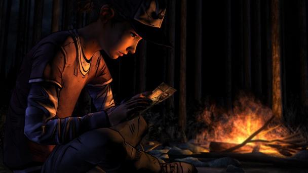 Clementine de The Walking Dead Season 2