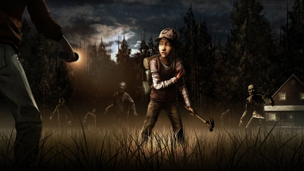 Imagen promocional de The Walking Dead Season 2