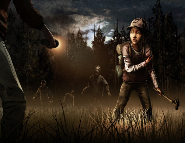 The walking dead season 2 portada