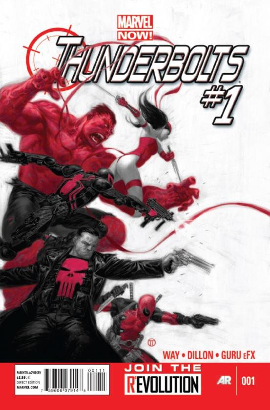 Thunderbolts Vol.2