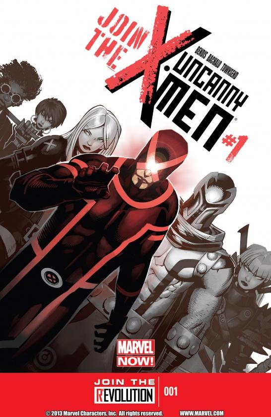 Uncanny X-Men V.3