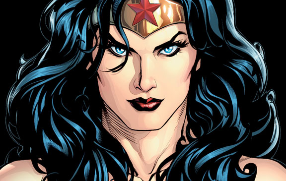 Wonder Woman en el cómic