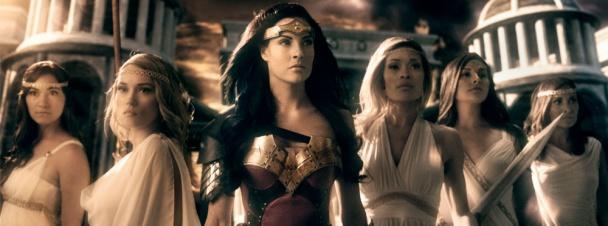 Imagen del corto de Wonder Woman