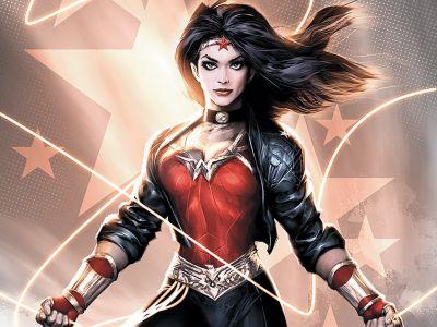 Última versión de Wonder Woman
