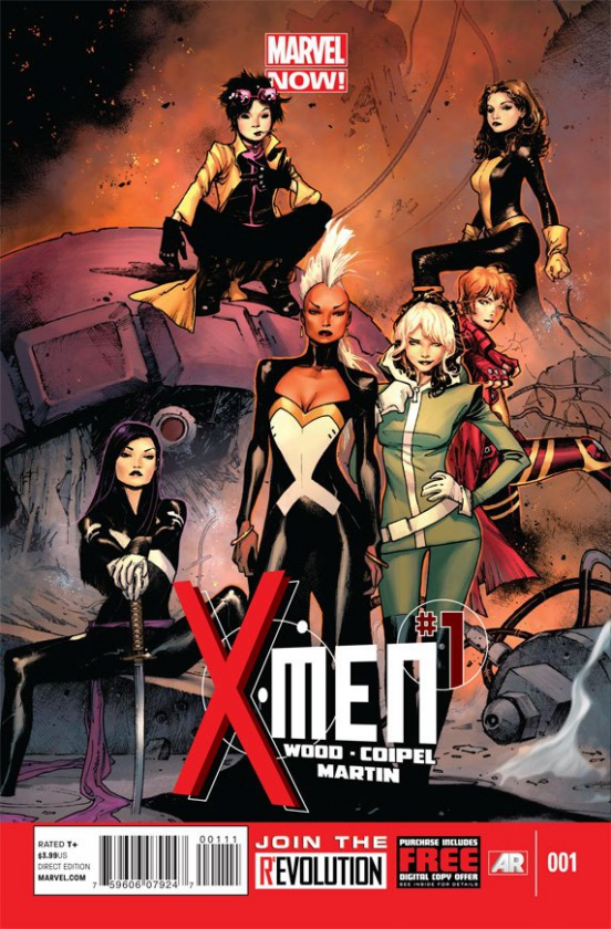 X-Men Vol.4