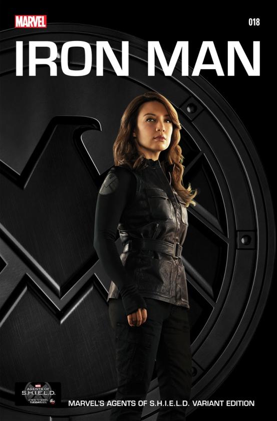 Iron Man (Melinda May)