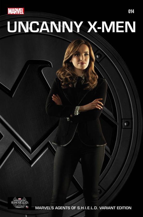 Uncanny X-Men (Jemma Simmons)