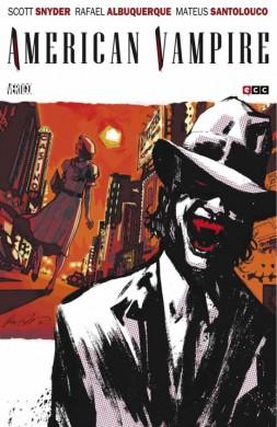 american-vampire-tomo-volumen-2-ecc-ediciones-dc-comics-vertigo-scott-snyder-rafael-albuquerque-mateus-santolouco-portada-reseña-opinion-analisis
