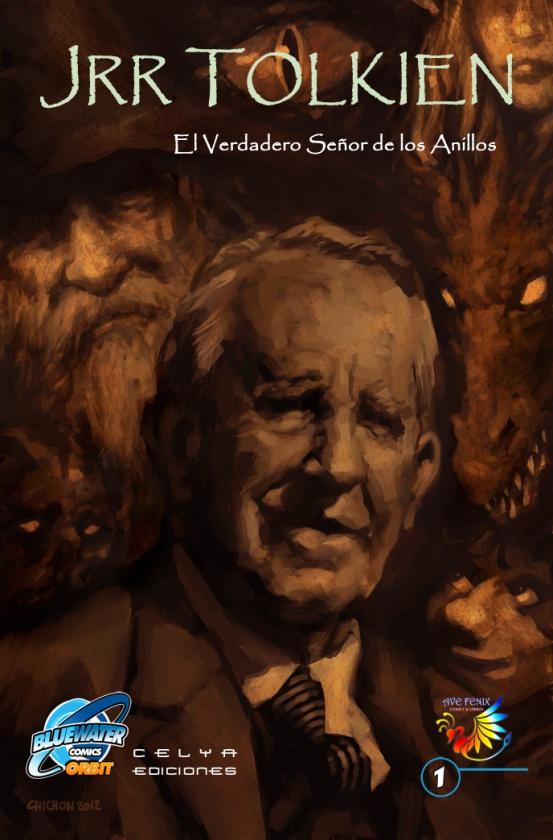 """Portada de """"Tolkien, el verdadero Señor de los Anillos"""""""