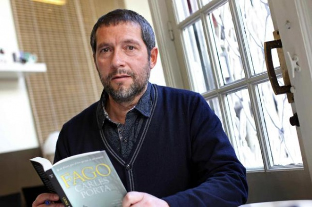 """Carles Porta, productor y coguionista de """"Segundo Origen"""""""