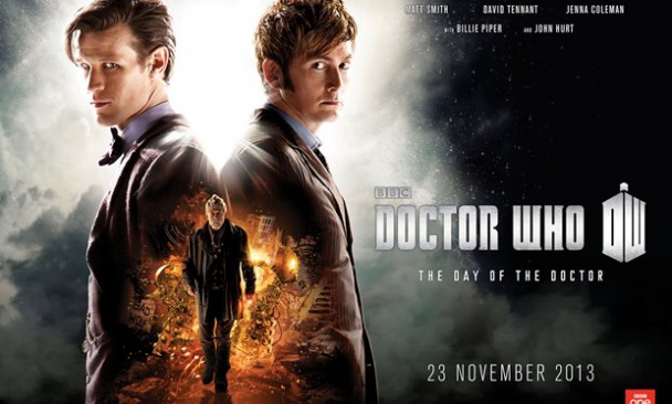 Poster oficial Doctor Who