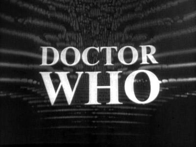 Logo de la segunda temporada de Doctor Who