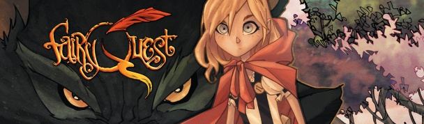 fairy quest ediciones babylon salon del manga 2013