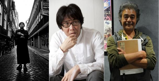 Invitados al XIX Salón del Manga de Barcelona: Shintaro Kago, Yoichi Takahashi y Daisuke Nishio