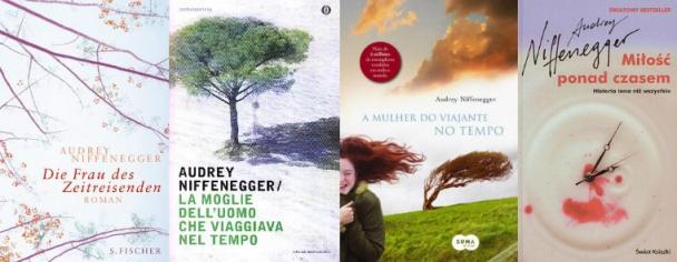La Mujer del Viajero en el Tiempo de Audrey Niffenegger