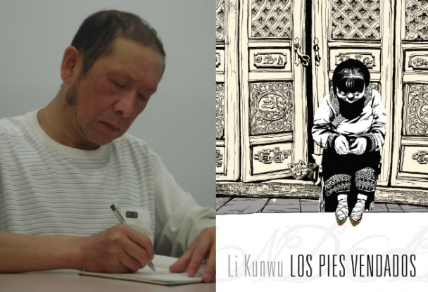 Li Kunwu presenta Los Pies Vendados, editada por Astiberri