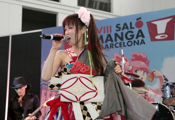Loverin Tamburin, que actuaron en la pasada edición del Salón del Manga