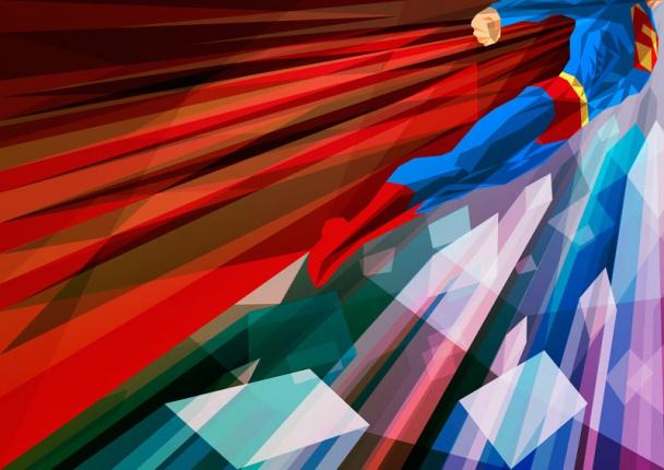 SUPERMAN -LIAM BRAZIER