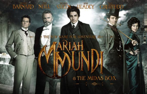 mariah mundi and the midas