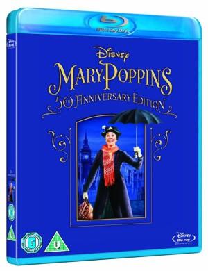 mary poppins blu ray