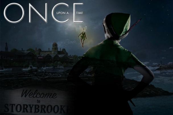 Nunca Jamás parece acercarse al mágico Storybrook