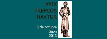 premios haxtur 2013