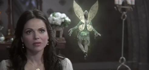 Regina en una escena del capítulo 3x03