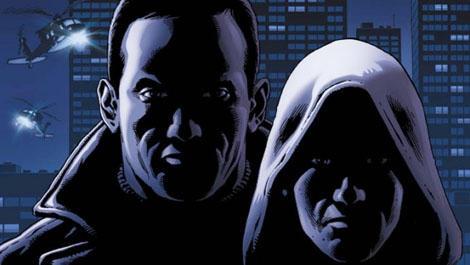 secret service comic