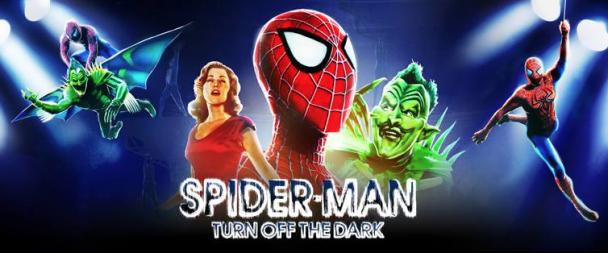 spider man turn off