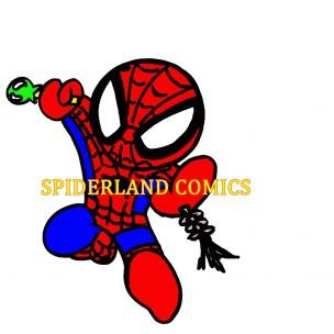 spiderland logo