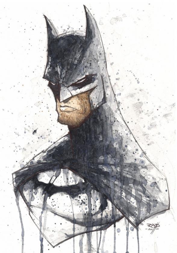 BATMAN by Rob