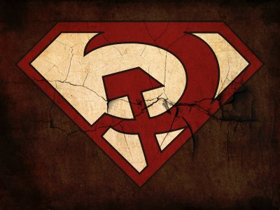 Superman Hijo Rojo Logo