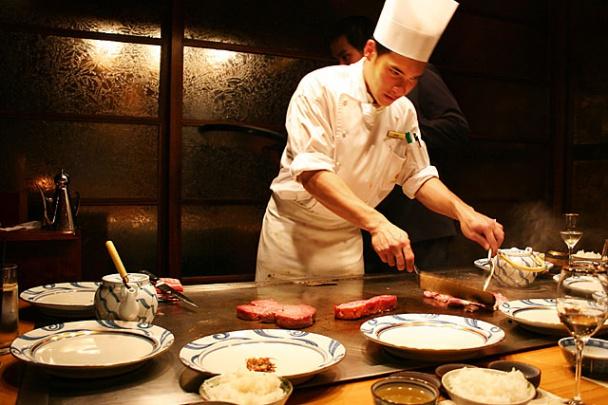 Teppanyaki: la plancha japonesa