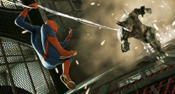 the amazing spiderman 2 game