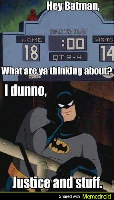 tumblr batman spiderman humor