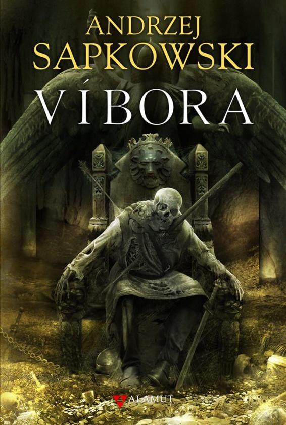 Víbora, nueva novela de Sapkowski publicada por Alamut