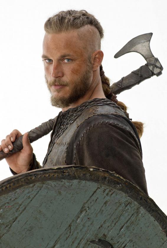 Travis Fimmel, el vikingo de la TV