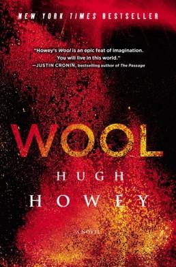 La portada en inglés de Wool
