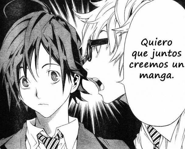 1-bakuman-manga-reseña-norma-tsugumi-ohba-takeshi-obata-editorial-analisis-manga-comic-opiniones-opinion